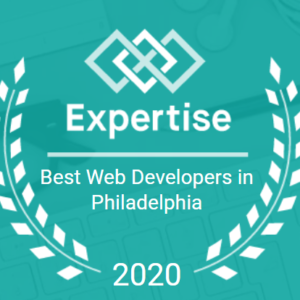 ranked as one of the best Web Developers in Philadelphia