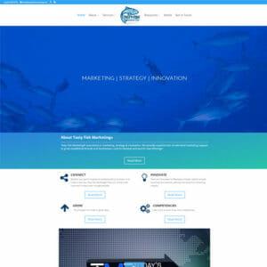 tasty fish marketing thumbnail