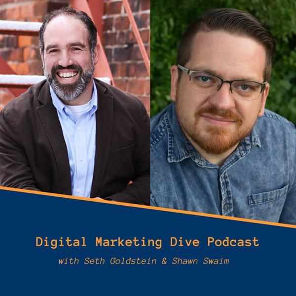 Digital Marketing Dive Podcast Album Art