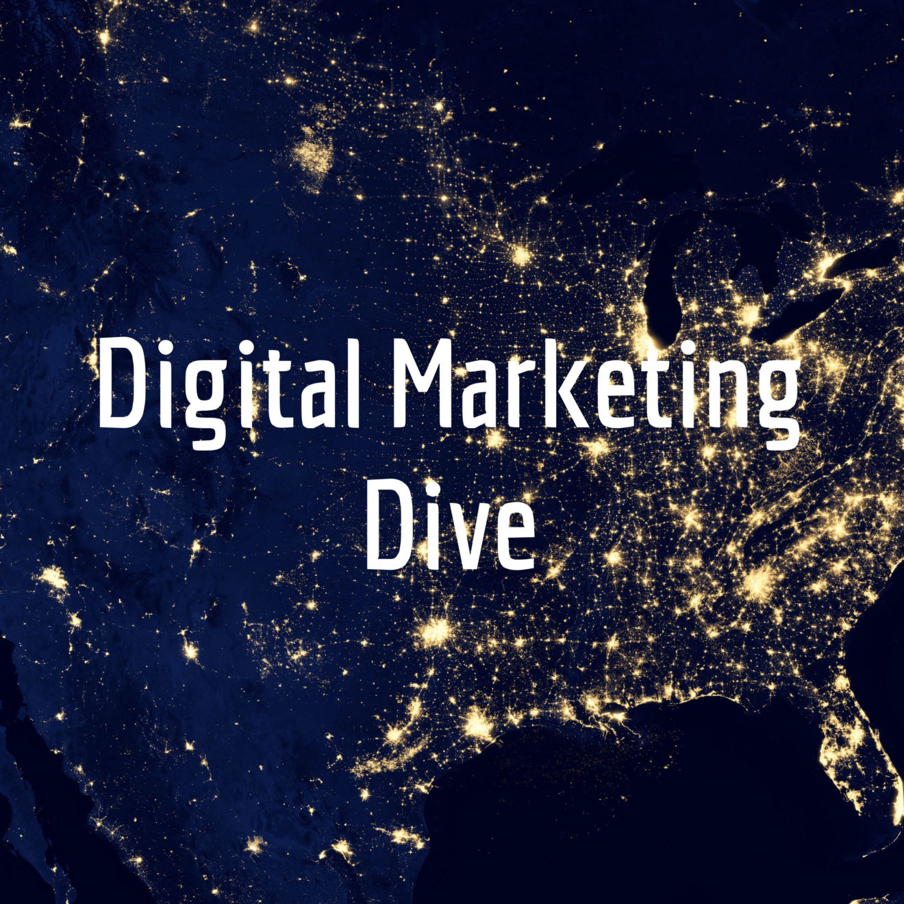 Digital Marketing Dive Album Art