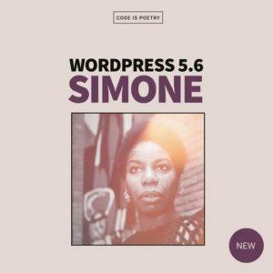 wordpress 5.6 Graphic