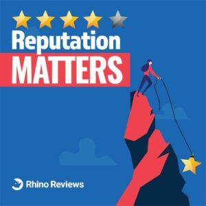 Reputation Matters Podcast Album Art