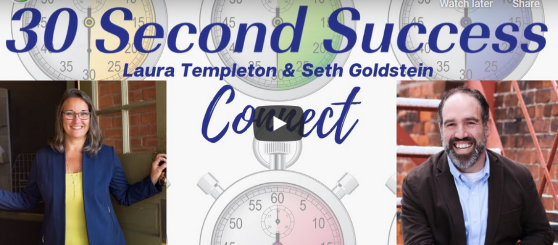 Podcast 30 Seconds Success Connect